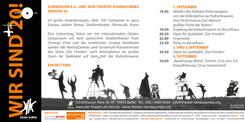 Theater Rambazamba Rückseite