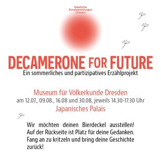 Bierdeckel1, Decamerone for Future
