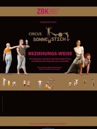 Plakat ZBK, Veranstaltung
