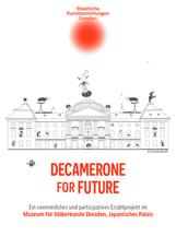 Postkarte Decamerone for Future