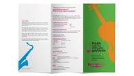 Flyer  Musikprojekt deutsch