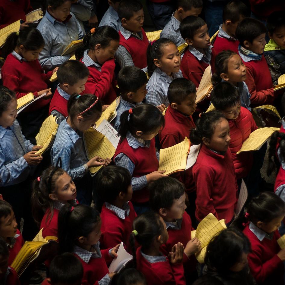 Tibetan Refugee School
