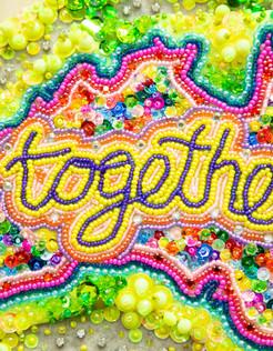 Together, 2017 (Detail)
