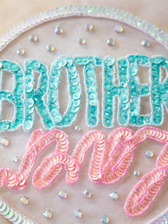 Brother Lover, 2015 (Detail)
