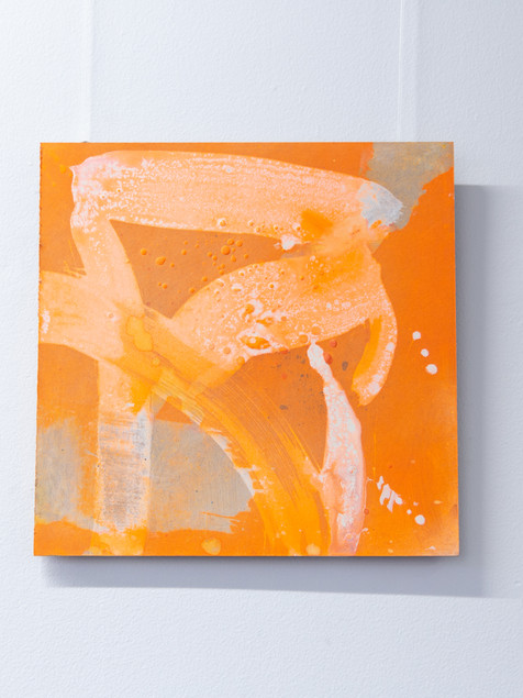Orange Series #3