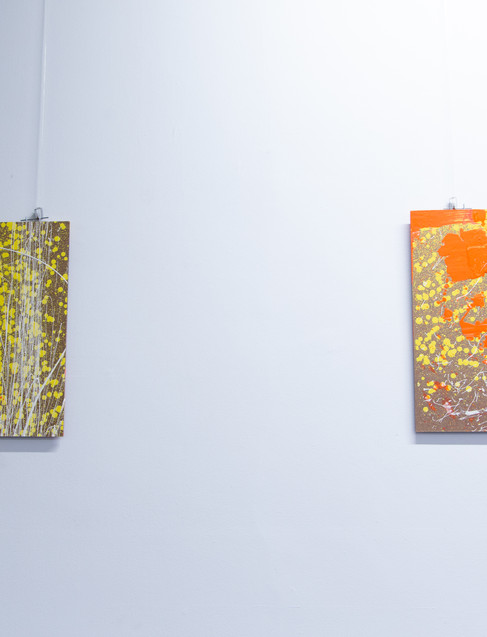 Orange Series #2