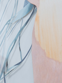Strung with promises, 2012 (Detail)