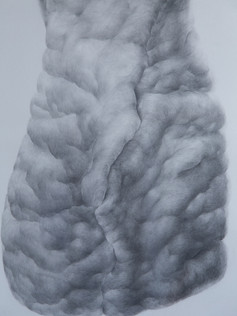 Fear (Diptych), 2004 (Detail)