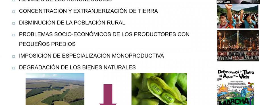 """Conferencia: """"Desafíos de la educación ambiental para la gestión de los bienes de la naturaleza"""""""