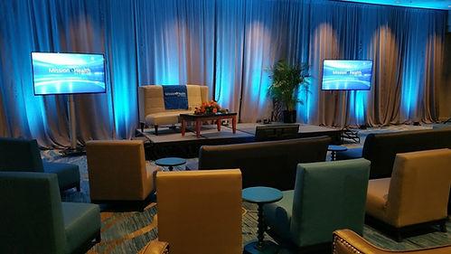 virtual event rentals
