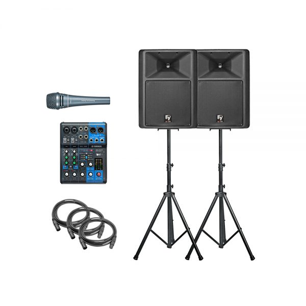 Basic Sound System Package