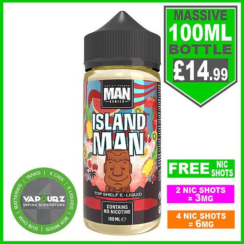 Island Man One Hit Wonder 100ml