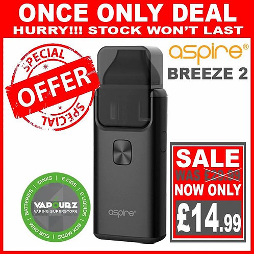 Aspire Breeze 2 Black