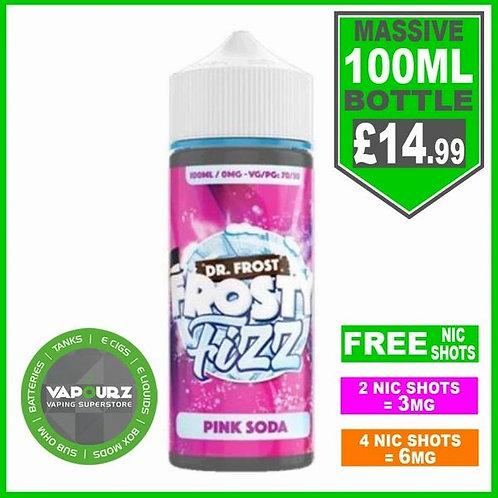 Pink Soda Frosty Fizz Dr Frost 100ml