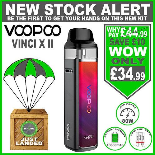 Voopoo Vinci X II Neon
