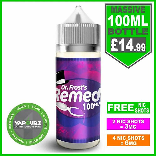 Remedy Dr Frost 100ml