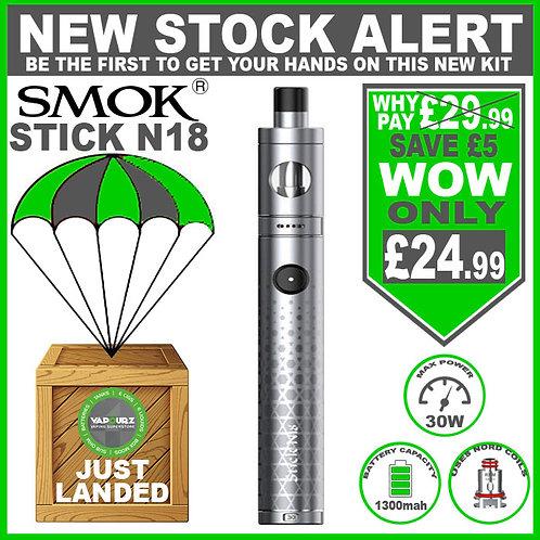 SMOK Stick N18 Silver