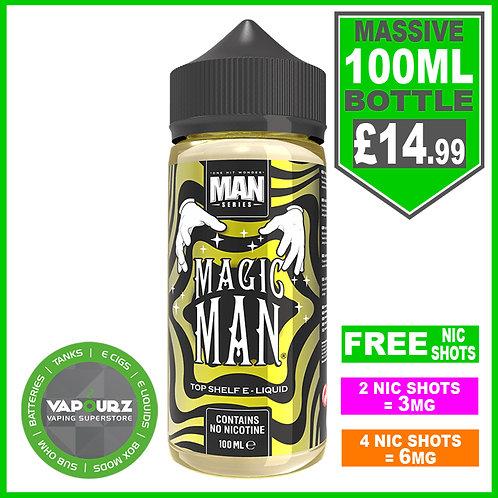 Magic Man One Hit Wonder 100ml