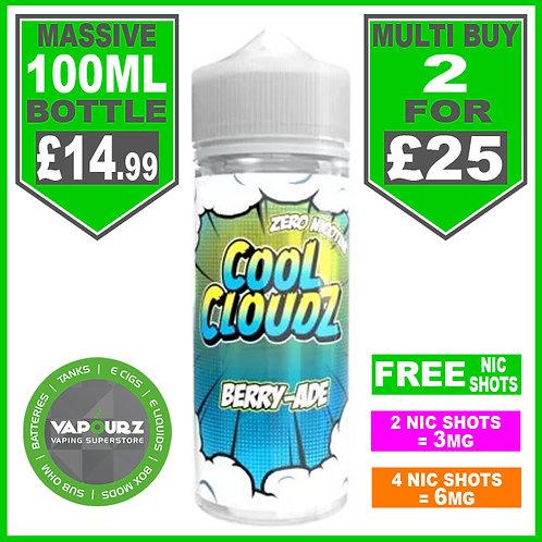 Berry-Ade Cool Cloudz 100ml