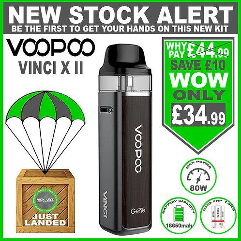 Voopoo Vinci X II Pine Grey