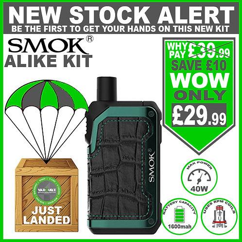 SMOK Alike Kit Matte Green