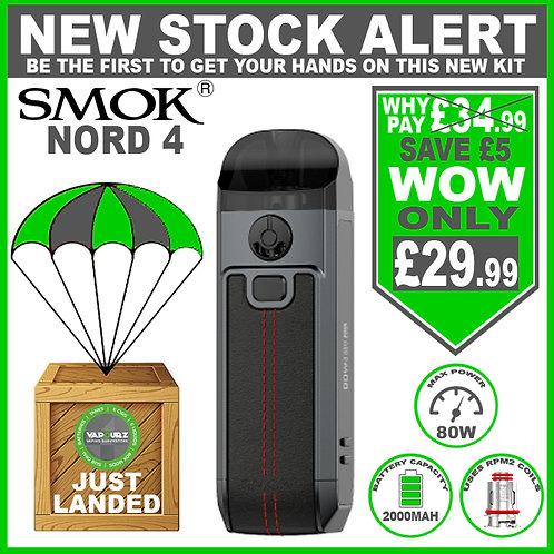 Smok Nord 4 Kit Black