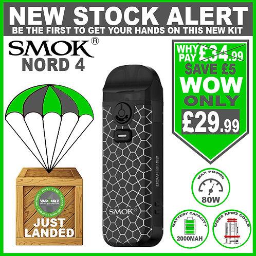 Smok Nord 4 Kit Black Armor