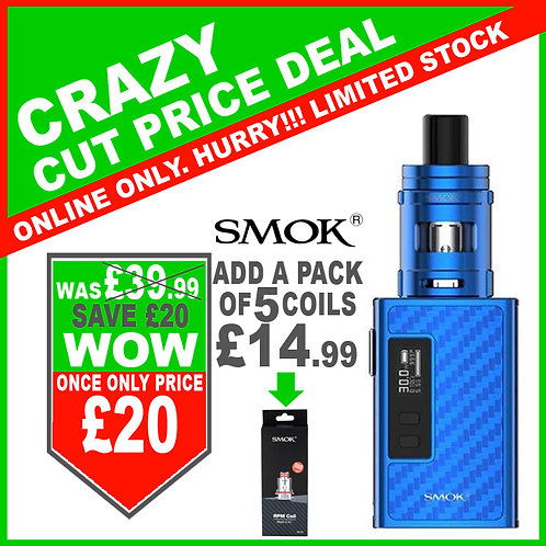 SMOK Guardian 40W Kit Blue