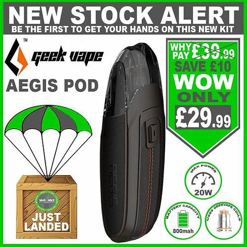 Geekvape AEGIS POD Gunmetal