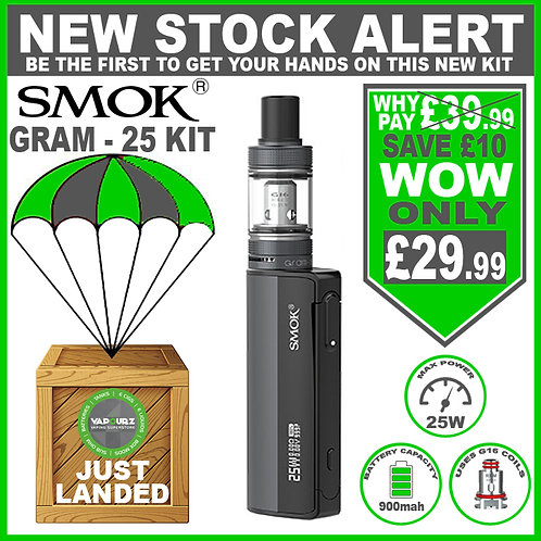 SMOK Gram - 25 Kit Grey