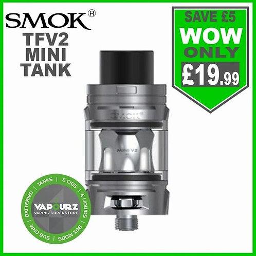 Smok TFV Mini V2 Tank Stainless Steel