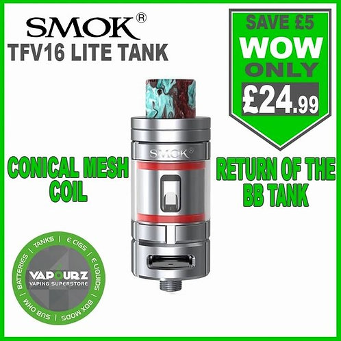SMOK TFV16 LITE Tank Stainless Steel