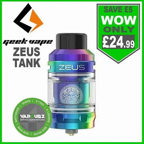 Geek Vape Zeus Tank Rainbow
