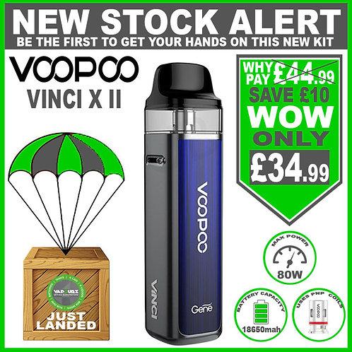 Voopoo Vinci X II Velvet Blue