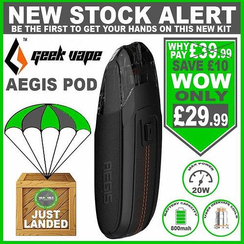 Geekvape AEGIS POD Beetle Black