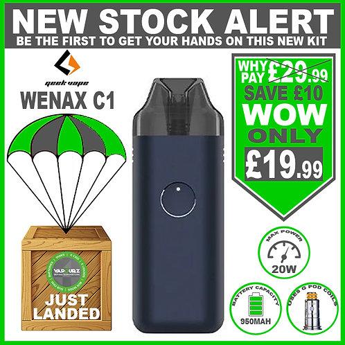 Geekvape Wenax C1 Kit Blue