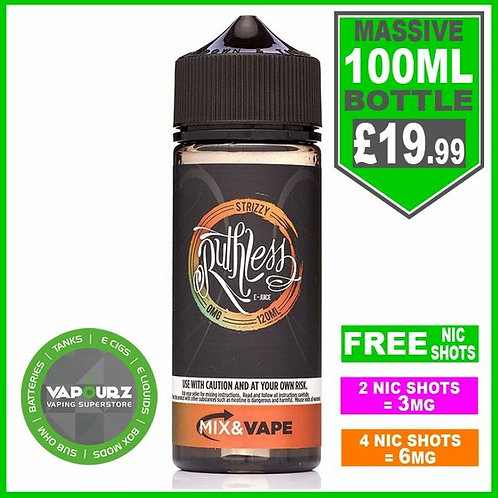 Strizzy Ruthless 100ml