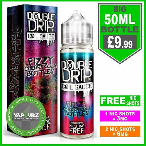Cherry Cola Bottles Double Drip 50ml