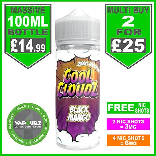 Black Mango Cool Cloudz 100ml