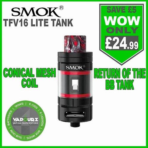 SMOK TFV16 LITE Tank Black