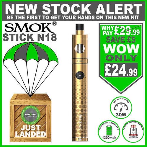 SMOK Stick N18 Gold