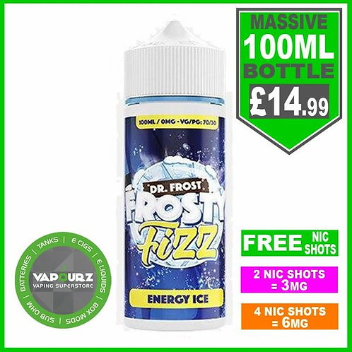 Energy Ice Frosty Fizz Dr Frost 100ml