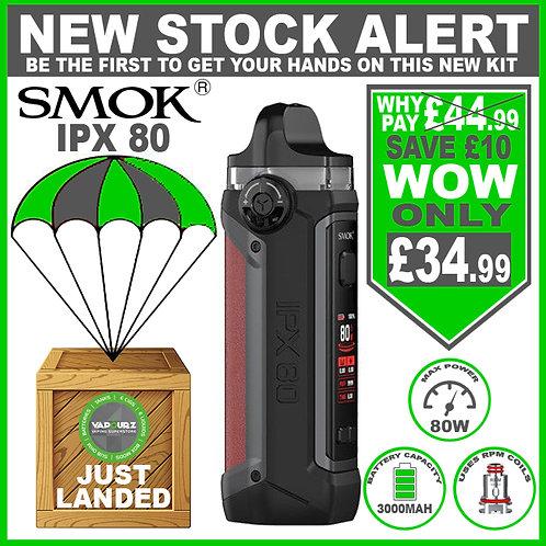 SMOK IPX 80 Kit Red
