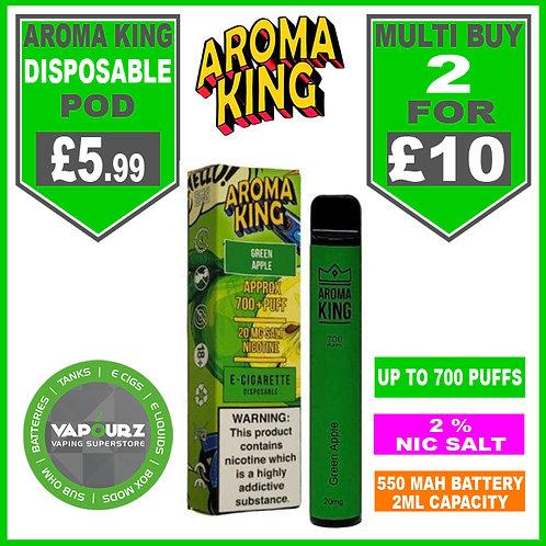Aroma King Green Apple
