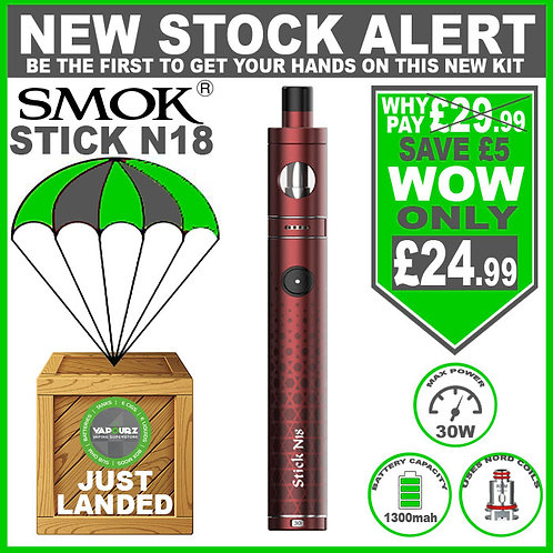 SMOK Stick N18 Red