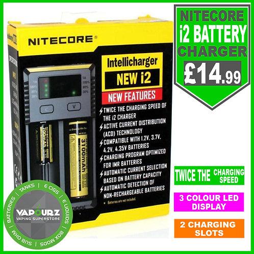Nitecore i2 Battery Charger