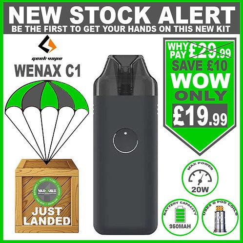 Geekvape Wenax C1 Kit Grey