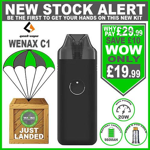 Geekvape Wenax C1 Kit Black