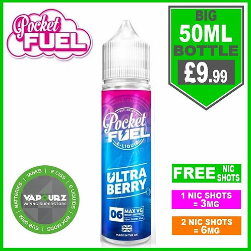 Ultra Berry Pocket Fuel 50ml