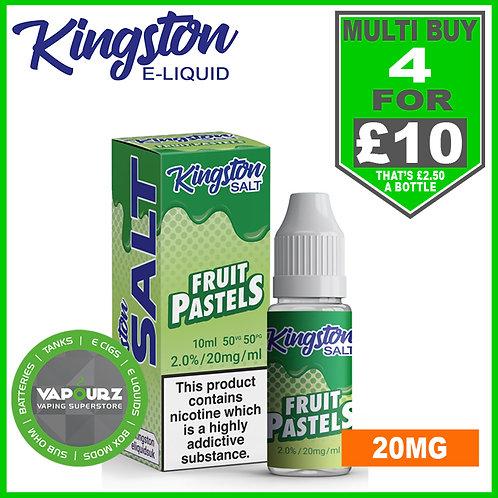 Kingston Fruit Pastels Nic Salt 20mg